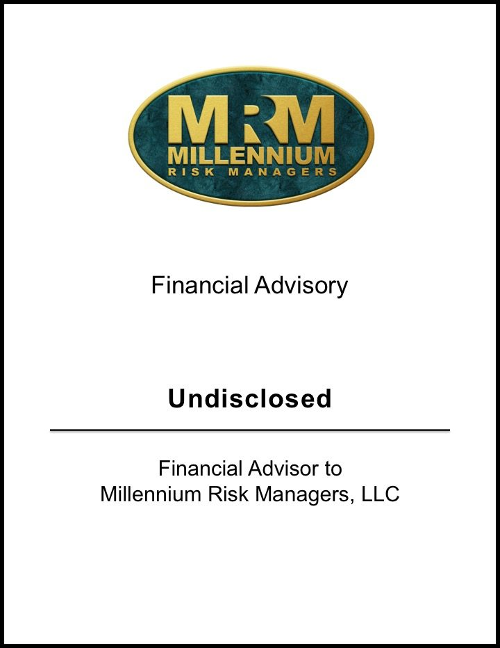 Millennium Risk Managers – Financial Advisory